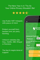 Screenshot of ibVPN - Fast & Unlimited VPN