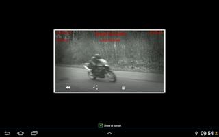 Screenshot of Radar