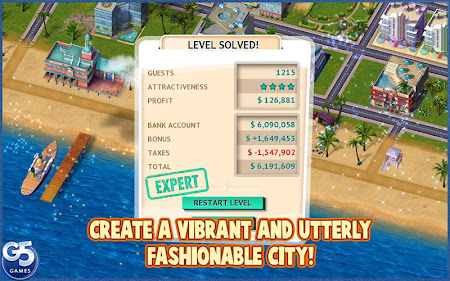 Build It! Miami Beach Free 1.0 screenshot 154355