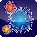 City Fireworks for Kids icon