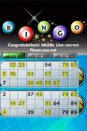 Pocket Bingo Free Screenshot 1
