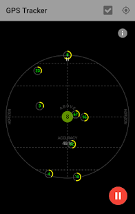 GPS Sidekick - screenshot thumbnail