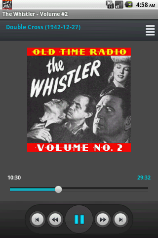 The Whistler Old Time Radio V2