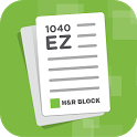 H&R Block 1040EZ icon