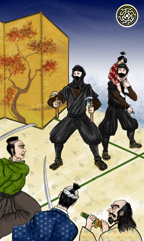 Choice of the Ninja- screenshot