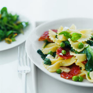 Watercress with Pistachios