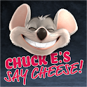 Chuck E.'s Say Cheese! logo