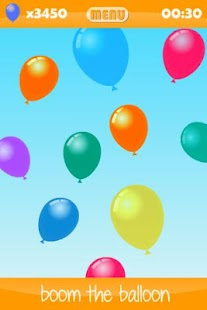 Balloon Boom for kids - screenshot thumbnail