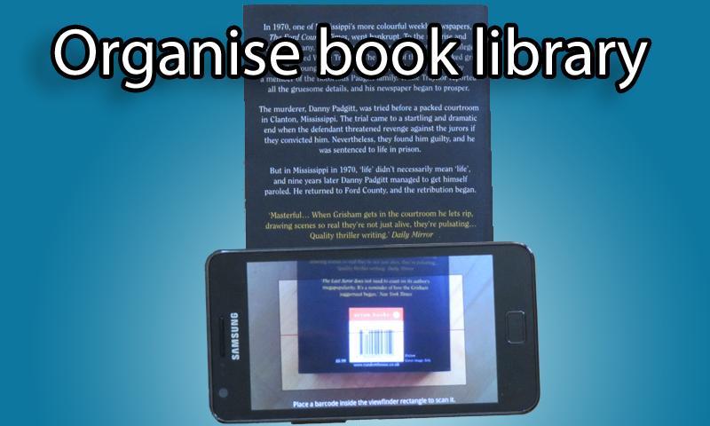 Barcode Reader and QR Scanner- screenshot