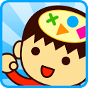 Games for smart kids icon