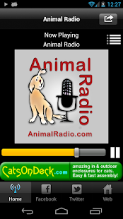 Animal Radio - screenshot thumbnail
