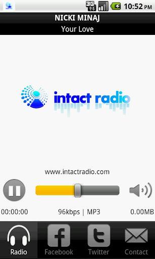 Intact Radio