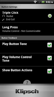Klipsch Control Screenshot 4