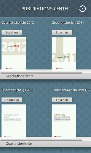 Deutsche Annington Dokumente