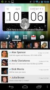 aShell Launcher Homescreen- screenshot thumbnail