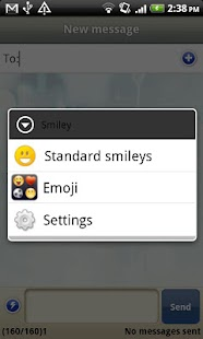 Handcent Emoji Plugin - screenshot thumbnail