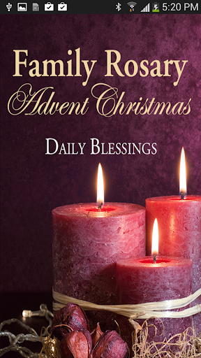 Advent Xmas Daily Blessings