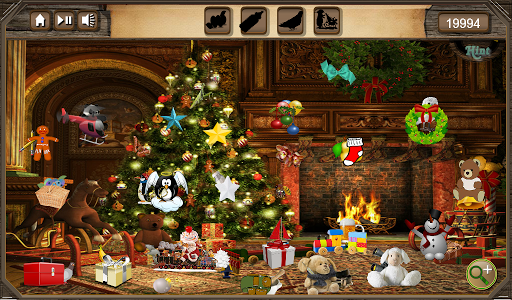 Hidden Object - Christmas
