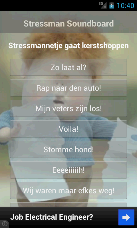 Stressman Soundboard - screenshot