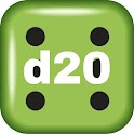 Virtual Dice D20 icon