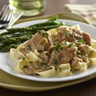 Creamy Chicken Dijon.