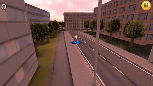 飞在城市3D