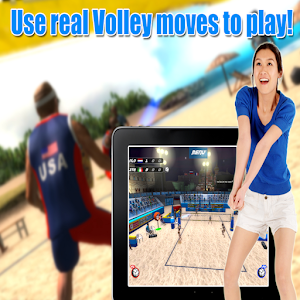Volleyball Full Body Control APK