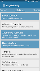 FingerSecurity v2.6.4