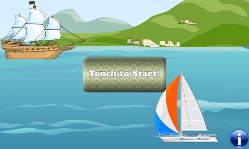 船 拼图为孩子们 游戏 教育游戏 幼儿 游艇