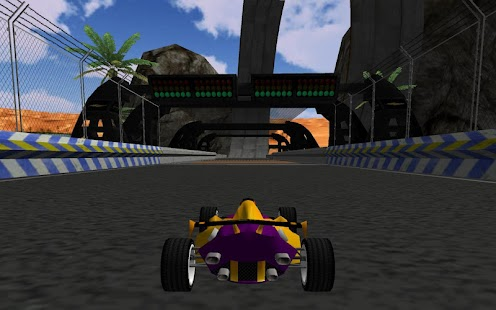 Speed on Racer 3D- screenshot thumbnail
