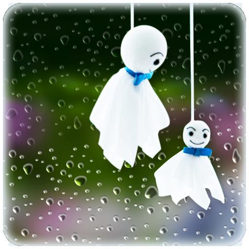 个人化の雨宿り LOGO-記事Game