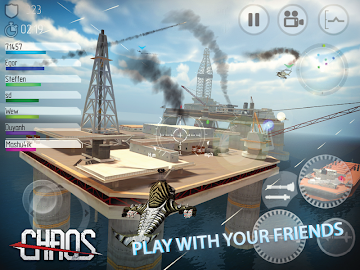 CHAOS Combat Helicopter 3D Screenshot 6
