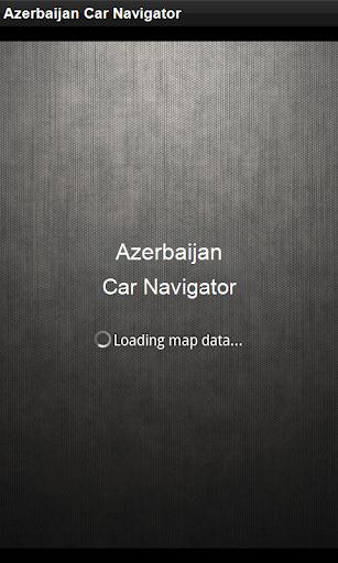 GPS導航 阿塞拜疆