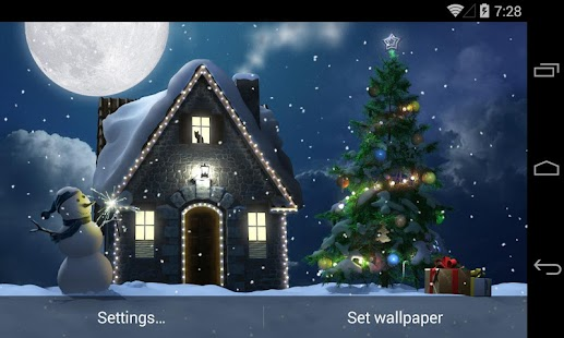 Christmas Moon - screenshot thumbnail