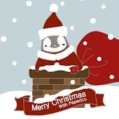 Pepe-christmas kakaotalk theme