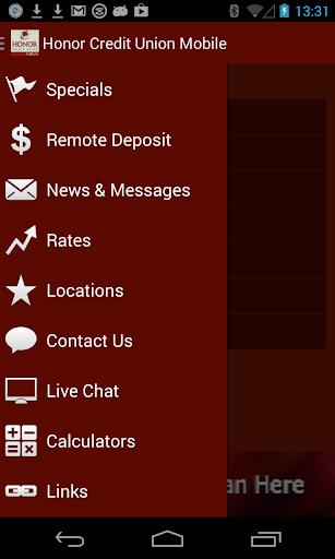 【免費財經App】Honor Credit Union Mobile-APP點子