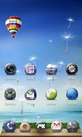 Screenshot of MXHome Launcher 3.1.8