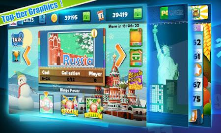 Bingo Fever - Free Bingo Game 1.10 screenshot 347783
