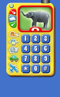 Baby Play Phone Game for Kids- screenshot thumbnail