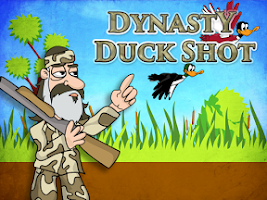 Screenshot of Dynasty Duck Shot BYE BYE BIRD