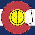 Colorado Hunting and Fishing logo