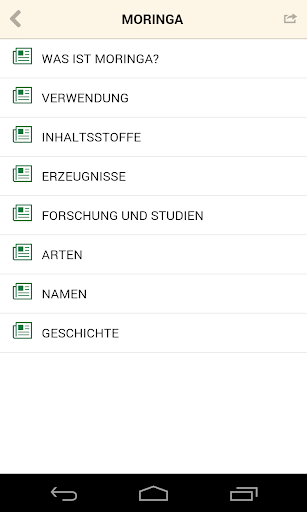 【免費健康App】Moringa Europe-APP點子