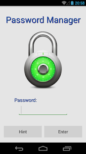 Password Manager Lite - náhled