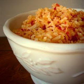 Best Spanish rice.