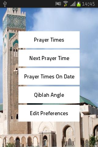 Prayer Alarm