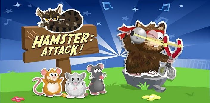 Hamster: Attack!