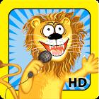 אין אריות כאלה HD-עברית לילדים icon