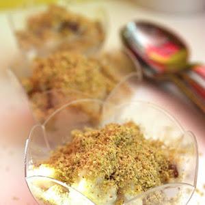 Sher Berinj Rice Pudding