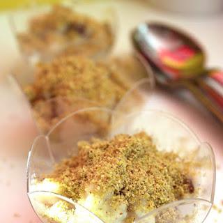 Sher Berinj Rice Pudding.