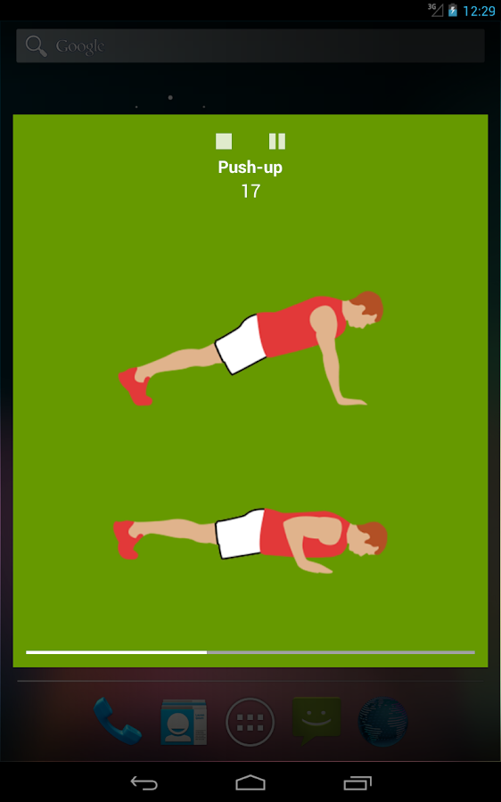 7 Minutes Workout Assistant - screenshot